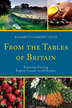 From the Tables of Britain - Ortiz, Elisabeth Lambert