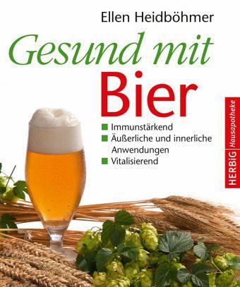Bier Auf Rechnung : gesund mit bier von ellen heidb hmer buch ~ Themetempest.com Abrechnung