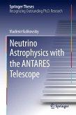 Neutrino Astrophysics with the ANTARES Telescope