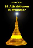 92 Attraktionen in Myanmar (eBook, ePUB)