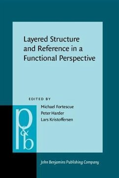 Layered Structure and Reference in a Functional Perspective (eBook, PDF)