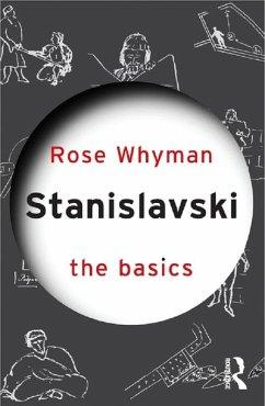 Stanislavski: The Basics (eBook, ePUB) - Whyman, Rose