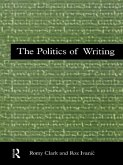The Politics of Writing (eBook, ePUB)
