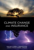 Climate Change and Insurance (eBook, ePUB)