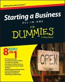 Starting a Business All-In-One For Dummies (eBook, ePUB)
