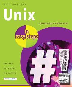 Unix in easy steps (eBook, ePUB) - Mcgrath, Mike