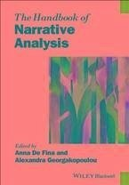 The Handbook of Narrative Analysis (eBook, PDF) - De Fina, Anna; Georgakopoulou, Alexandra