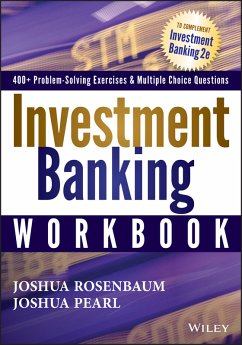 Investment Banking Workbook (eBook, PDF) - Rosenbaum, Joshua; Pearl, Joshua