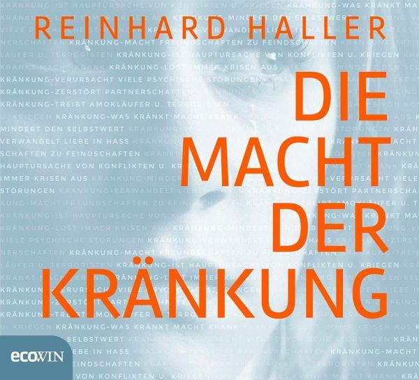 Reinhard Haller Die Macht Der Kränkung