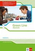 Green Line Oberstufe. Klasse 11/12 (G8), Klasse 12/13 (G9). Mediation. Arbeitsheft mit CD-ROM