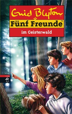 Fünf Freunde im Geisterwald (eBook, ePUB) - Blyton, Enid