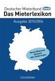 Das Mieterlexikon - Ausgabe 2015/2016 (eBook, ePUB)