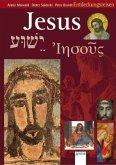 Jesus - Jeschua - Iesous (Mängelexemplar)