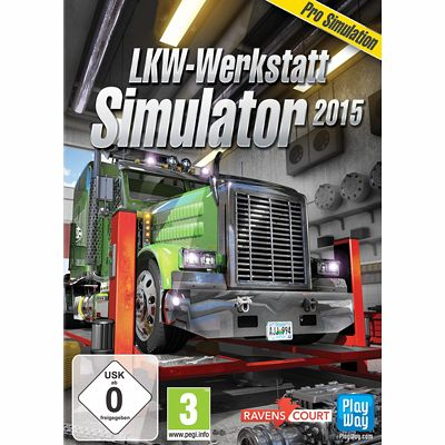 lkw werkstatt simulator 2015 download f r windows lkw. Black Bedroom Furniture Sets. Home Design Ideas