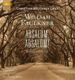 Absalom, Absalom!, 2 MP3-CDs