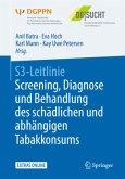 S3-Leitlinie Screening, Diagnose und Behandlung des schädlichen und abhängigen Tabakkonsums