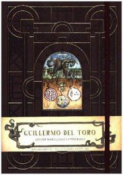 Guillermo Del Toro Deluxe Hardcover Sketchbook - Del Toro, Guillermo