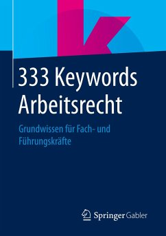 333 Keywords Arbeitsrecht