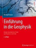 Einführung in die Geophysik
