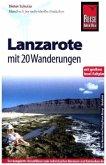 Reise Know-How Lanzarote mit 20 Wanderungen und großem Insel-Faltplan