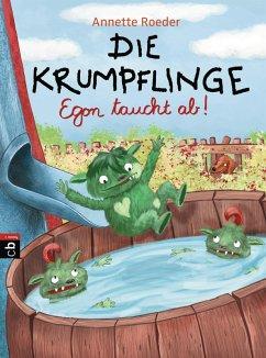 Egon taucht ab / Die Krumpflinge Bd.4 (eBook, ePUB) - Roeder, Annette