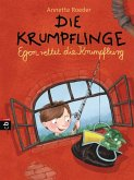 Egon rettet die Krumpfburg / Die Krumpflinge Bd.5 (eBook, ePUB)