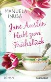 Jane Austen bleibt zum Frühstück (eBook, ePUB)