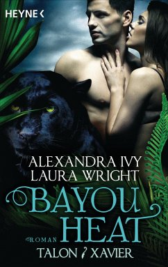 Talon & Xavier / Bayou Heat Bd.3 (eBook, ePUB)