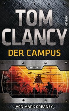 Der Campus / Jack Ryan Bd.17 (eBook, ePUB) - Clancy, Tom