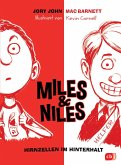 Hirnzellen im Hinterhalt / Miles & Niles Bd.1 (eBook, ePUB)