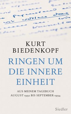 Ringen um die innere Einheit (eBook, ePUB) - Biedenkopf, Kurt H.