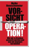 Vorsicht Operation! (eBook, ePUB)