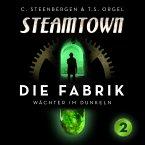 Wächter im Dunkeln / Steamtown - Die Fabrik Bd.2 (MP3-Download)