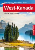 Reiseführer West-Kanada mit Alberta und British Columbia