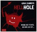 Hellhole - Wenn der Teufel bei dir los ist ..., 6 Audio-CDs