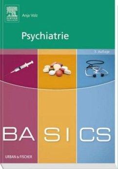 BASICS Psychiatrie - Volz, Anja