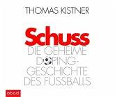 Schuss, Audio-CD