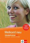 Vokabeltrainer A2, CD-ROM + Heft + MP3-CD / Welkom! neu - Niederländisch für Anfänger