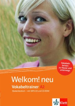 Vokabeltrainer A2, CD-ROM + Heft + MP3-CD / Wel...