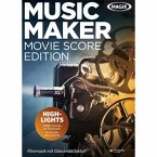 Magix Music Maker Movie Score Edition (Download für Windows)