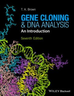 Gene Cloning and DNA Analysis - Brown, T. A.