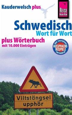 Reise Know-How Sprachführer Schwedisch - Wort für Wort plus Wörterbuch - Daude, Karl-Axel