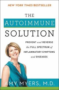 The Autoimmune Solution - Myers, Amy
