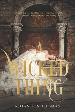 A Wicked Thing - Thomas, Rhiannon