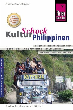 Reise Know-How KulturSchock Philippinen - Schaefer, Albrecht G.