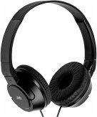 JVC HA-S180-B-E On-Ear Kopfhörer schwarz