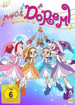 Magical Doremi, Episode 52-76 (5 Discs)