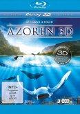 Azoren - Auf den Spuren von ... Entdeckern - Walen - Vulkanen (Blu-ray 3D, 3 Discs)