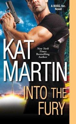 Into the Fury - Martin, Kat