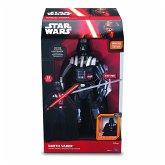 MTW Toys 3106300 - Star Wars (MER-821) Interaktiver Darth Vader, Actionfigur mit Funktion, ca. 43 cm